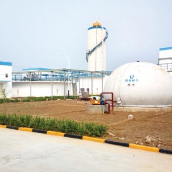 中粮生化能源(衡水)有限公司废水处理工程