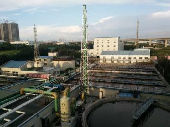 天成玉米开发有限公司尾气处理工程